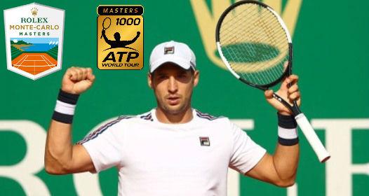 ATP MASTERS 1000 TURNIR U MONTE KARLU 2019: Dušan Lajović bez izgubljenog seta do prvog finala u karijeri, Fabio Fonjini rival u meču za titulu