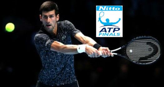 ATP ŠAMPIONAT U LONDONU 2018: Novak lagano do finala, Zverev poslednja prepreka