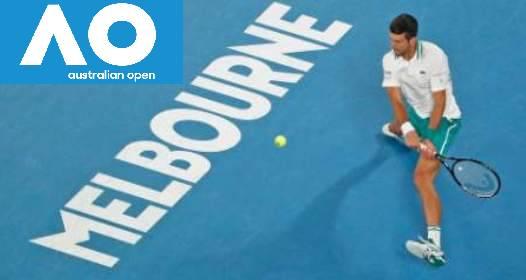 OTVORENO PRVENSTVO AUSTRALIJE U TENISU MELBURN 2021 - POLUFINALE: Đoković i Medvedev u finalu, jedna serija pobeda mora da se prekine