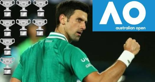 OTVORENO PRVENSTVO AUSTRALIJE U TENISU MELBURN 2021 - 1. KOLO: Rutinska pobeda Novaka, dobar start i za ostale srpske predstavnike