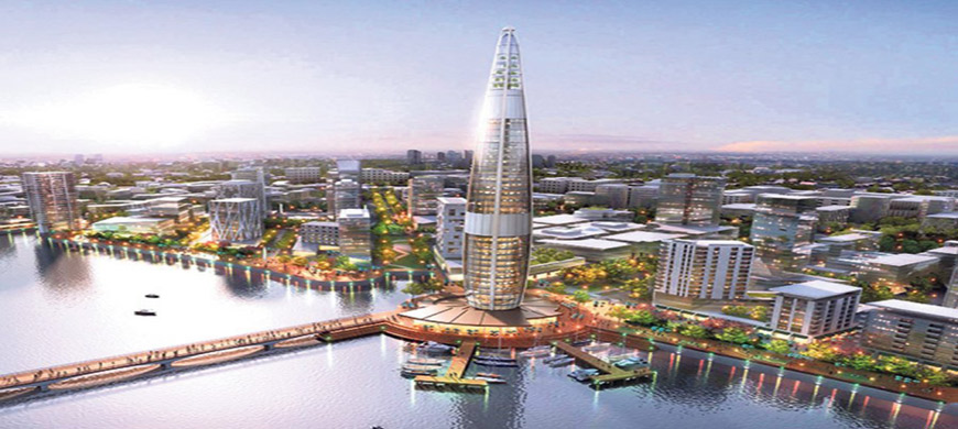 Predizborne kule i gradovi na vodi