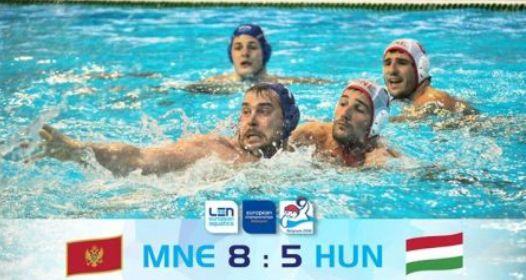 EVROPSKO PRVENSTVO U VATERPOLU: Veliko finale Srbija - Crna Gora, Mađari i Grci za bronzu