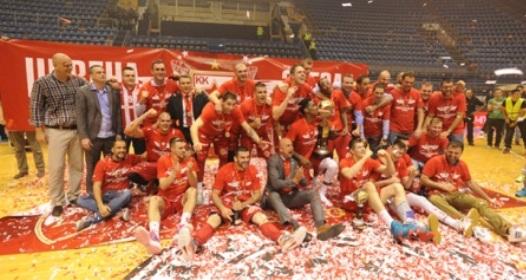 FINALE KOŠARKAŠKE LIGE SRBIJE: Zvezda odbranila titulu, Partizan poražen sa 3:1 u seriji