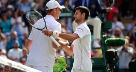 VIMBLDON - ŠESTI DAN: Novak zaustavljen u trećoj rundi, zaslužena pobeda Kverija