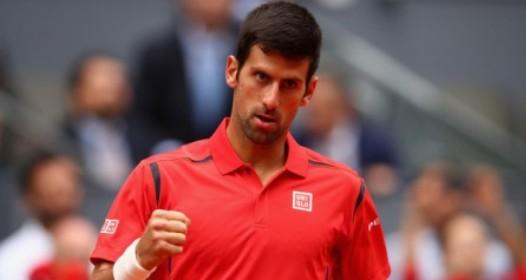 ATP/WTA MASTERS U MADRIDU: Novak kao kompjuter, Bautista uzeo samo tri gema
