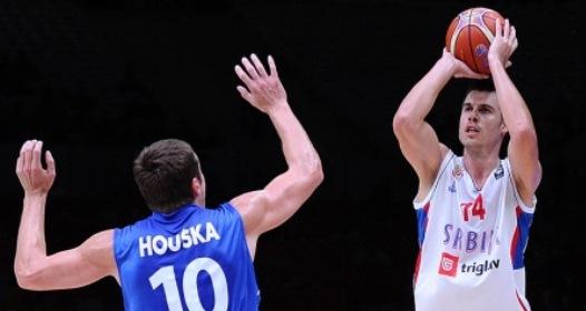 EVROPSKO PRVENSTVO U KOŠARCI: Srbija bolja od Češke, rival u polufinalu Litvanija