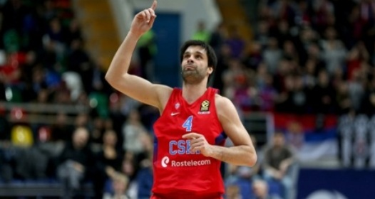 PRVA FAZA KOŠARKAŠKE EVROLIGE - 22. KOLO: Očekivan poraz Zvezde, CSKA ponovo u formi