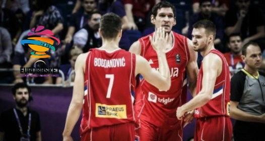 EVROPSKO PRVENSTVO ZA KOŠARKAŠE 2017: Srećna Srbija prva u grupi, otvoren put do polufinala