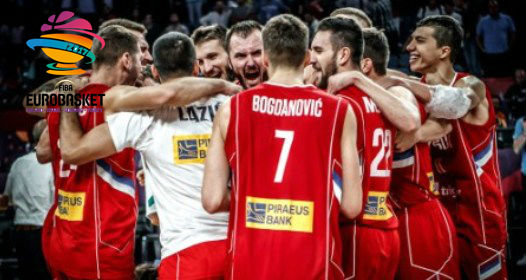 EVROPSKO PRVENSTVO ZA KOŠARKAŠE 2017: Srbija pregazila Italiju, Rusija na putu do finala