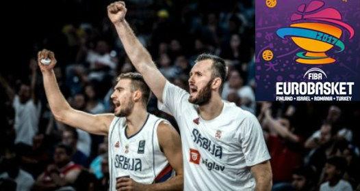 EVROPSKO PRVENSTVO ZA KOŠARKAŠE 2017: Srbija pobedila Mađarsku, Italija rival u četvrtfinalu