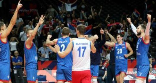 EVROPSKO PRVENSTVO ZA ODBOJKAŠE 2019 - ČETVRTFINALE: Srbija jedva savladala Ukrajinu, domaćin Francuska rival u polufinalu