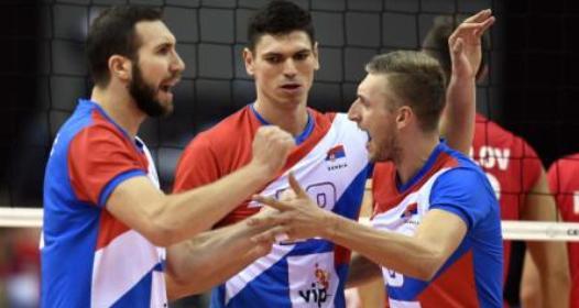 EVROPSKO PRVENSTVO ZA ODBOJKAŠE U POLJSKOJ 2017: Srbija u polufinalu, ubedljiv trijumf protiv Bugara