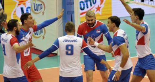 EVROPSKO PRVENSTVO ZA ODBOJKAŠE U POLJSKOJ 2017: Lako protiv Finaca, Srbija direktno u četvrtfinalu