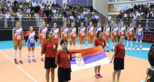 EVROPSKO PRVENSTVO ZA ODBOJKAŠICE U AZERBEJDŽANU I GRUZIJI: Srbija u četvrtfinalu, lako do prvog mesta u grupi