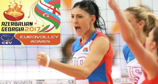 EVROPSKO PRVENSTVO ZA ODBOJKAŠICE U AZERBEJDŽANU I GRUZIJI: Turska pregažena u polufinalu, Srbija u borbi za zlato protiv Holandije
