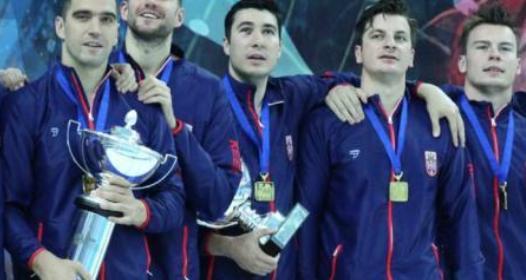 FINALNI TURNIR SVETSKE LIGE U VATERPOLU 2017 U RUSIJI: Veliki preokret u finalu, Srbija odbranila titulu