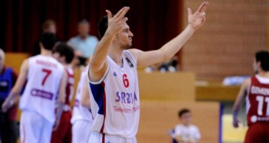 EVROPSKO PRVENSTVO ZA KOŠARKAŠE DO 20 GODINA: Srbija u finalu, protiv Španije za zlato
