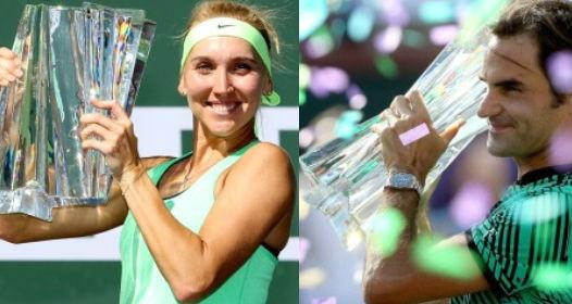 ZAVRŠEN ATP I WTA TURNIR U INDIJAN VELSU: Trijumfi Vesnine i Federera, Đoković i Mari odustali od Majamija