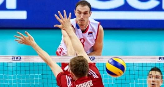 FINALNI TURNIR SVETSKE LIGE ZA ODBOJKAŠE: Srbija nadigrala Poljsku, naši već u polufinalu