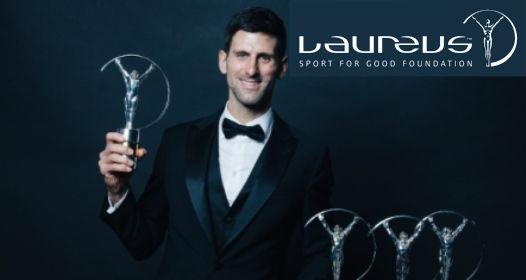 IZBOR LAUREUS AKADEMIJE ZA 2018. GODINU: Novak Đoković po četvrti put najbolji sportista sveta