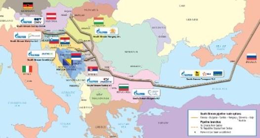 RUSIJA ODUSTALA OD IZGRADNJE GASOVODA: U Srbiji šok, propao projekat