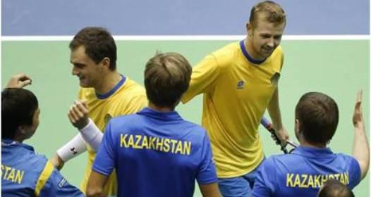 SVETSKA GRUPA DEJVIS KUPA - PRVO KOLO: Srbija gubi 1:2, Kazahstan dobio meč dublova