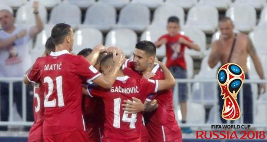 KVALIFIKACIJE ZA SVETSKO FUDBALSKO PRVENSTVO U RUSIJI 2018: Srbija ubedljiva protiv Moldavije