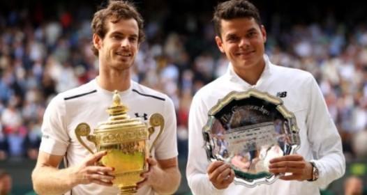 ZAVRŠEN VIMBLDON, ENDI MARI DRUGI PUT ŠAMPION: Škot u borbi za teniski tron