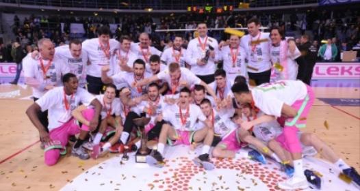 FINALE KUPA RADIVOJA KORAĆA U NIŠU: Mega Leks osvojio prvi trofej u klupskoj istoriji