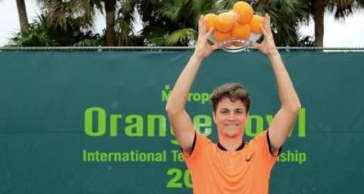 ITF TURNIR ORANŽ BOUL 2016: Miomir Kecmanović odbranio titulu i prvo mesto na listi juniora