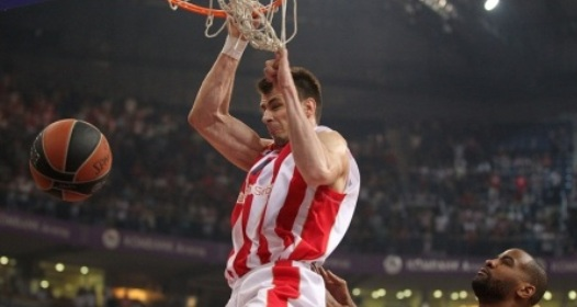 ČETVRTFINALNE SERIJE EVROLIGE U KOŠARCI: Zvezda sjajna, CSKA putuje u Berlin na fajnal-for