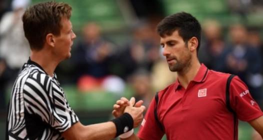 ROLAN GAROS - 12. DAN: Đoković u polufinalu, Berdih bez rešenja protiv najboljeg tenisera sveta