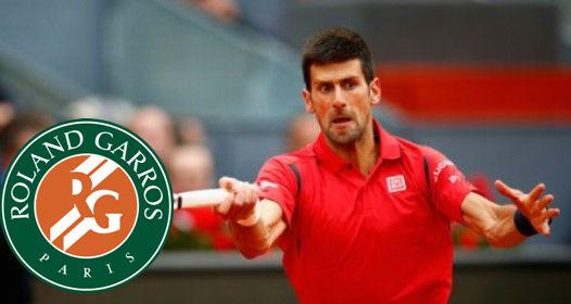 SUTRA POČINJE ROLAN GAROS: Dobar žreb za Novaka, mogući okršaj sa Nadalom u polufinalu