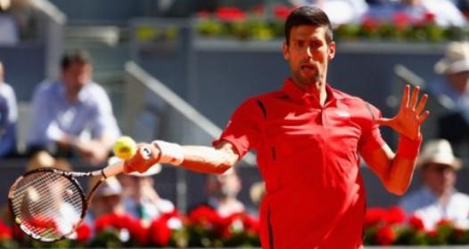 ATP/WTA MASTERS U MADRIDU: Novak bez problema do pobede protiv Borne Ćorića