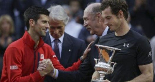ZAVRŠEN ATP/WTA MASTERS U RIMU: Novak poražen od Marija, Serena bolja od Medison Kiz