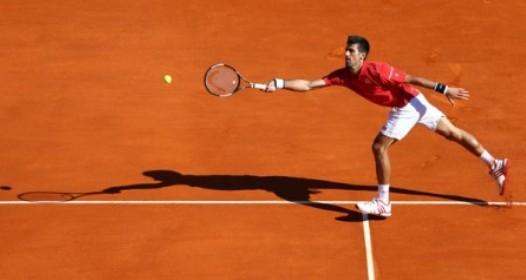 ATP MASTERS 1000 MONTE KARLO: Čudo u Kneževini - Čeh Veseli pobedio kralja Novaka