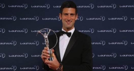 IZBOR NAJBOLJIH SPORTISTA U 2015. LAUREUS AKADEMIJE: Novak zasluženo do novog priznanja