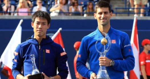 ATP MASTERS 1000 TURNIR U TORONTU: Novak lako savladao Nišikorija, novi rekord našeg asa