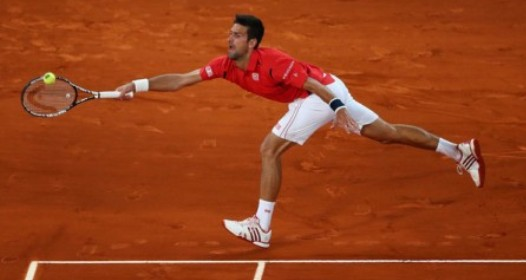 ATP/WTA MASTERS U MADRIDU: Novak opet pobedio Miloša, u polufinalu protiv Nišikorija