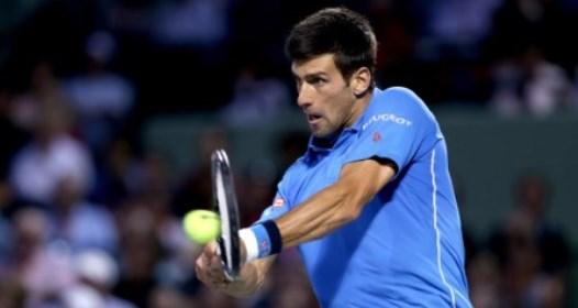 ATP/WTA KI BISKEJN: Novak prilično lako pobedio Džona Iznera, u finalu protiv Endija Marija