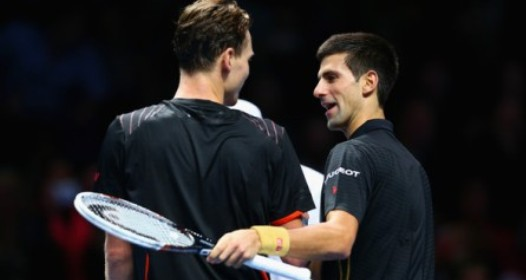 ATP MASTERS 1000 PARIZ: Novak u polufinalu, teška pobeda protiv Tomaša Berdiha