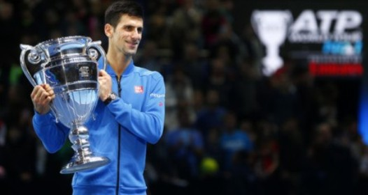 IZBOR NAJBOLJIH SPORTISTA U 2015: Novi rekord Novaka Đokovića, bolji i od slavnog Cerara