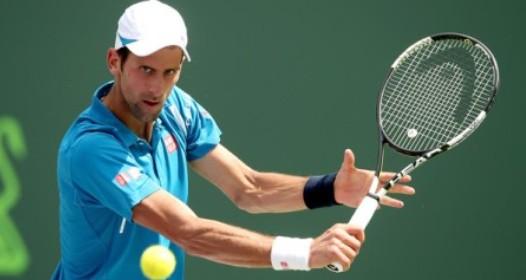 ATP/WTA MASTERS MAJAMI: Novak se namučio protiv Gofana, Nišikori rival u finalu