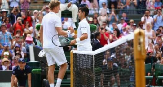 VIMBLDON - OSMI DAN: Novak se provukao protiv Andersona, Viktor i Jelena ipak bez četvrtfinala