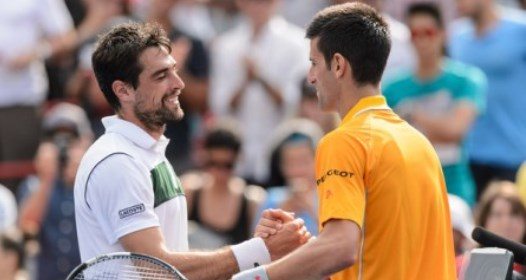 ATP/WTA MASTERS U KANADI: Novak opet lako protiv Žeremija Šardija, Endi Mari rival u finalu