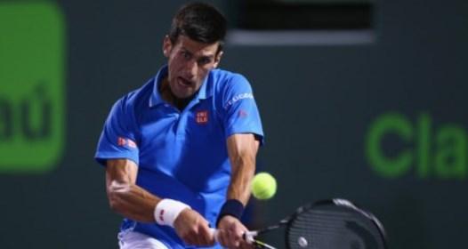 ATP/WTA KI BISKEJN: Novak bolji od Davida (Ferera), sledi okršaj s teniskim Golijatom Iznerom