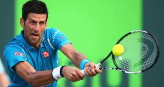 ATP/WTA MASTERS MAJAMI: Novak lako do osmine finala, Viktor bez šanse protiv Gofana