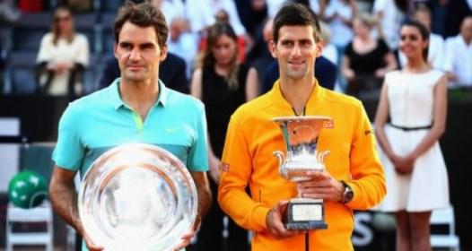 ZAVRŠEN ATP/WTA RIM: Novak ubedljivo pobedio Federera i odbranio titulu, Šarapova prva dama