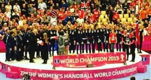 ZAVRŠENO SVETSKO PRVENSTVO U RUKOMETU ZA DAME: Norveška šampion