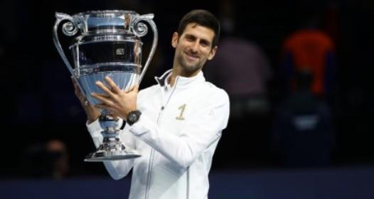 IZBOR NOVINSKIH AGENCIJA STAROG KONTINENTA: Novak Đoković po treći put najbolji sportista Evrope